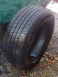 1 Motomaster touring all season tire 215/55r16 Peterborough Peterborough Area image 1