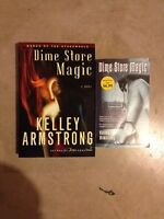 KELLEY ARMSTRONG book-$1.50
