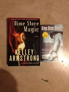 KELLEY ARMSTRONG book-$2.50