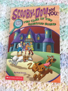 Scooby-Doo: The case of the haunted house