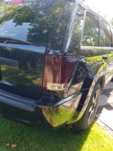 Lumière Teinte - Tinted Tail lights - Jeep Grand Cherokee 05-10