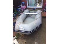 Waveline rib boat!