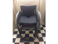 Wheelchair sports/everyday.