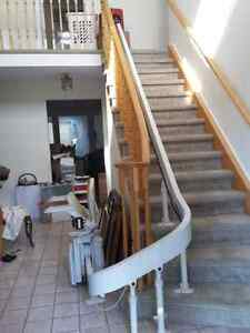 Stair lifts like new! $1499 installed!! Chair lift!! Stairlift!! Belleville Belleville Area image 7