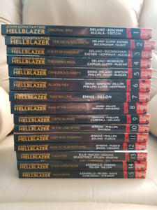 John Constantine - Hellblazer collection