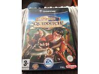 Harry Potter Quidditch Gamecube