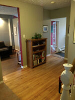 ALL INCLUDED! Beautiful character duplex! Walk to downtown!