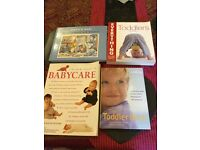 Baby care text books