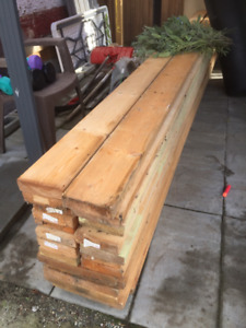 SOLD - Lumber for sale
