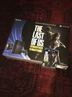 ps4 + the last of us