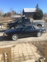 1988 Ford Mustang 5L v8