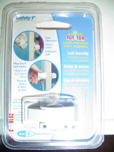 """NEW """"SAFETY 1st"""" TOT - LOK #71171 / USE WITH #71173 MAGNETIC KEY"""