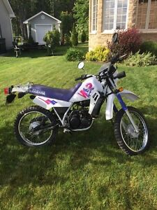 1988 Yamaha DT50 - street legal- MX-no bike license required