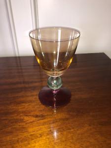 set of 8 glasses