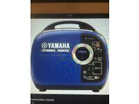 Yamaha EF2000IS inverter suitcase generator ( new unused )