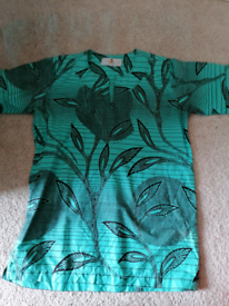 3 African style shirts