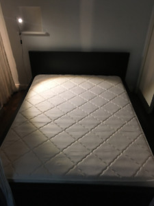 Queen Mattress & Bed Frame