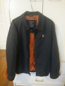 Polo Assn dark and gray Jacket