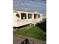 2 bed Caravan to hire on Edwards caravan park Towyn.