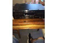Yamaha tape deck