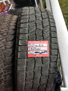 245/70R16 truck tires