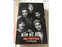 One direction latest autobiography
