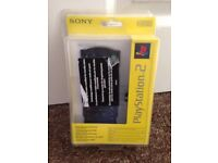 Brand new and sealed PS2 Remote control