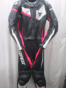 Women's Dainese 2 piece race suit