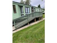 Static Caravan For Sale Off Site 2 Bedroom Atlas Topaz 37FTx12FT Two Bedrooms