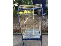 Parrot/bird cage good condition