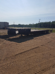 2001 Manac Trailer For Sale