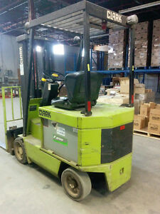 Used Electric Forklift Heavy Duty