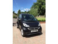 SMART FOR TWO COUPE 2013 MHD Passion, 2dr, 999cc, FSH, Softouch, Auto, only 17,300 miles