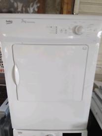 Beko 7kg vented tumble dryer