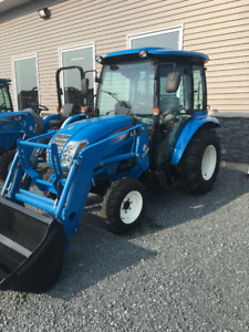 LS XR3135HC COMPACT TRACTOR