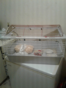 Living World Rabbit Cage With Accessories