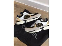 Chanel trainers - UK size 5