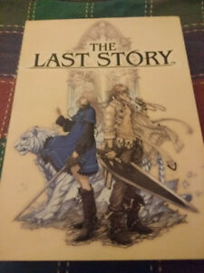 The Last Story Special Edition!