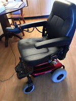 Shoprider Wheelchair - electric
