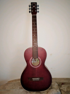 Art & Lutherie, Ami Wild Cherry, acoustic guitar