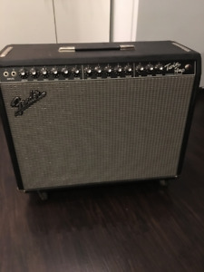 FENDER TWIN TUBE AMP FOR SALE!!!