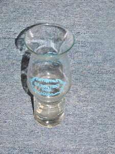 Large 1977 stylized glass for Kapock Tree Inns, U.S. East Coast