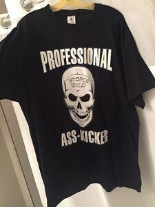 1998 WWF Wrestling T-Shirt of Stone Cold Steve Austin