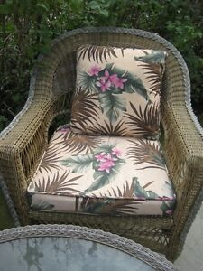 Resin Patio Furniture with Cushions Sarnia Sarnia Area image 2