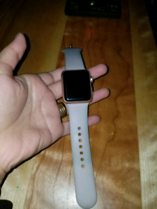 Selling my iphone 6 plus with apple watch