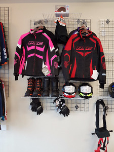 IN STOCK WINTER APPAREL AT LEAST 1/2 OFF!!!!!!