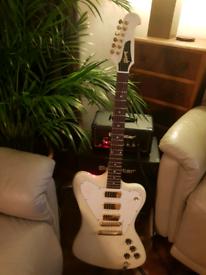 Gibson Firebird VII Custom Shop Non Reverse TV White possible trades