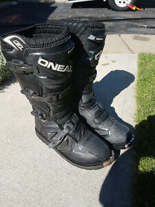 ONeal Motocross boots  Mens Size 12