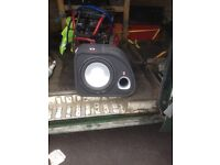 1200 watt sub nearly new