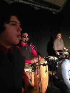 LATIN BAND FOR HIRE. (SALSA,CUMBIA,MERENGUE) AUTHENTIC Stratford Kitchener Area image 1